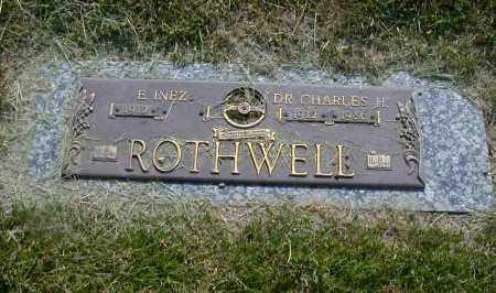 ROTHWELL, E. INEZ - Preble County, Ohio | E. INEZ ROTHWELL - Ohio Gravestone Photos