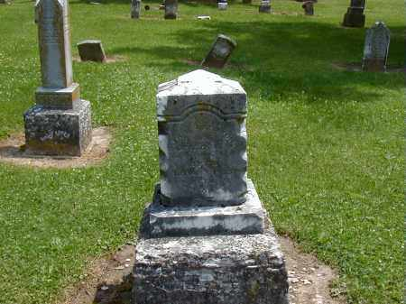 RUNYON, JAMES - Preble County, Ohio | JAMES RUNYON - Ohio Gravestone Photos