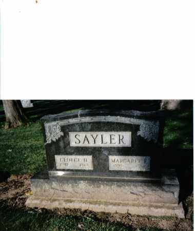 SAYLOR, MARGARET F. - Preble County, Ohio | MARGARET F. SAYLOR - Ohio Gravestone Photos