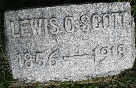 SCOTT, LEWIS O. - Preble County, Ohio | LEWIS O. SCOTT - Ohio Gravestone Photos
