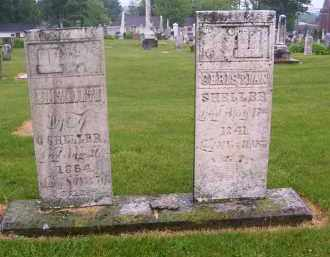 SHELLER, ELIZABETH - Preble County, Ohio | ELIZABETH SHELLER - Ohio Gravestone Photos