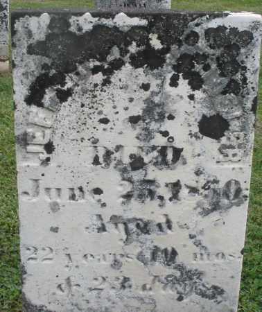 SHIDELER, JEFFERSON ? - Preble County, Ohio | JEFFERSON ? SHIDELER - Ohio Gravestone Photos