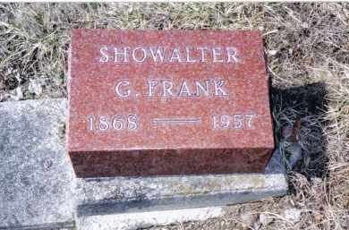 SHOWALTER, G. FRANK - Preble County, Ohio | G. FRANK SHOWALTER - Ohio Gravestone Photos