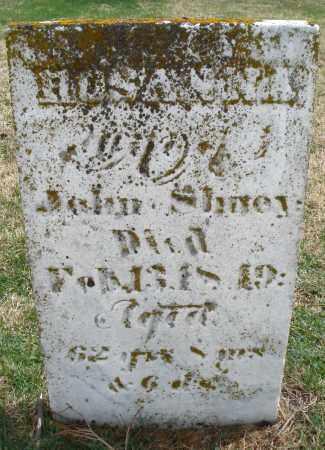 SHUEY, ROSANNA - Preble County, Ohio | ROSANNA SHUEY - Ohio Gravestone Photos