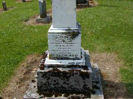 SILER, AMMA - Preble County, Ohio   AMMA SILER - Ohio Gravestone Photos