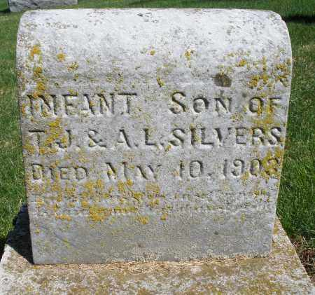 SILVERS, INFANT SON - Preble County, Ohio | INFANT SON SILVERS - Ohio Gravestone Photos