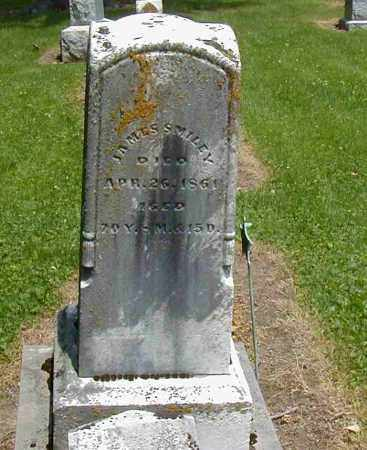 SMILEY, JAMES - Preble County, Ohio | JAMES SMILEY - Ohio Gravestone Photos