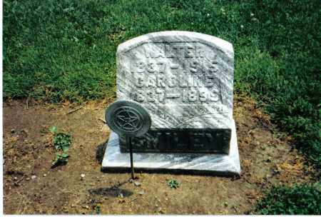 SMILEY, WALTER - Preble County, Ohio | WALTER SMILEY - Ohio Gravestone Photos
