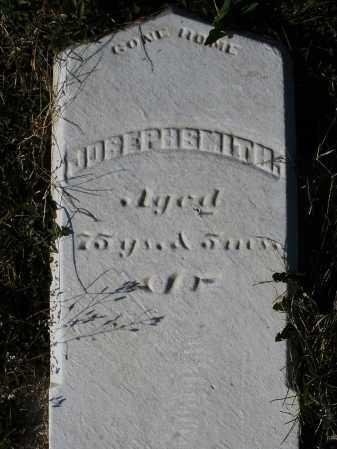 SMITH, JOSEPH - Preble County, Ohio | JOSEPH SMITH - Ohio Gravestone Photos