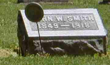 SMITH, JOHN W. - Preble County, Ohio | JOHN W. SMITH - Ohio Gravestone Photos