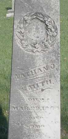 SMITH, NATHAN J. - Preble County, Ohio | NATHAN J. SMITH - Ohio Gravestone Photos