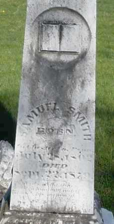 SMITH, SAMUEL - Preble County, Ohio | SAMUEL SMITH - Ohio Gravestone Photos