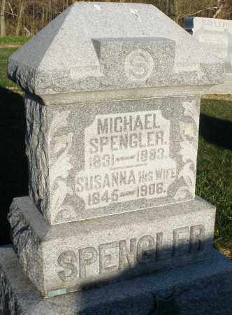 SPENGLER, MICHAEL - Preble County, Ohio | MICHAEL SPENGLER - Ohio Gravestone Photos