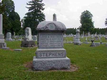 STEPHENS, LUCY C. - Preble County, Ohio | LUCY C. STEPHENS - Ohio Gravestone Photos