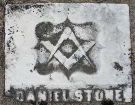 STONE, DANIEL - Preble County, Ohio   DANIEL STONE - Ohio Gravestone Photos