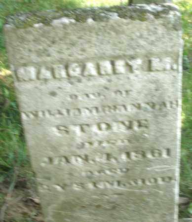 STONE, MARGARET M. - Preble County, Ohio | MARGARET M. STONE - Ohio Gravestone Photos