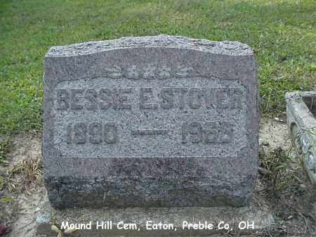 DUKE STOVER, BESSIE - Preble County, Ohio | BESSIE DUKE STOVER - Ohio Gravestone Photos
