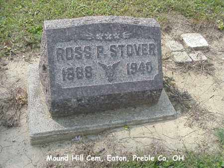 STOVER, ROSS - Preble County, Ohio | ROSS STOVER - Ohio Gravestone Photos