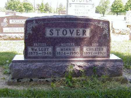 STOVER, CHESTER - Preble County, Ohio | CHESTER STOVER - Ohio Gravestone Photos