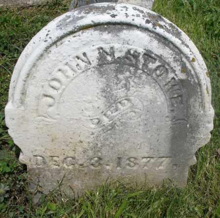 STOWE, JOHN - Preble County, Ohio | JOHN STOWE - Ohio Gravestone Photos