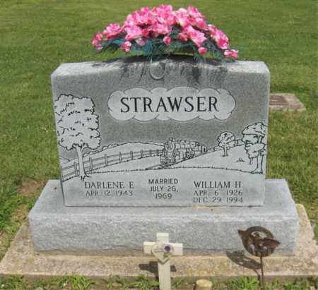 STRAWSER, DARLENE - Preble County, Ohio | DARLENE STRAWSER - Ohio Gravestone Photos