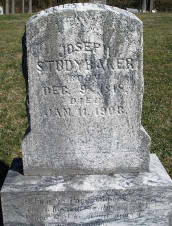 STUDYBAKER, JOSEPH - Preble County, Ohio | JOSEPH STUDYBAKER - Ohio Gravestone Photos