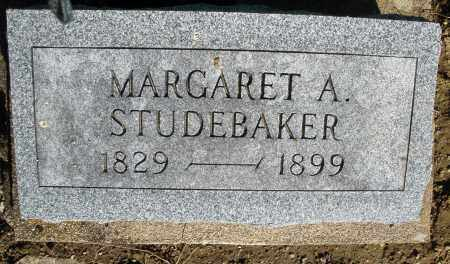 STUDEBAKER, MARGARET A. - Preble County, Ohio | MARGARET A. STUDEBAKER - Ohio Gravestone Photos
