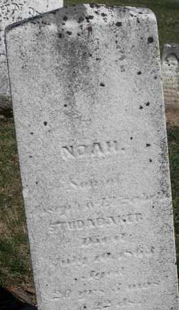 STUDYBAKER, NOAH - Preble County, Ohio | NOAH STUDYBAKER - Ohio Gravestone Photos