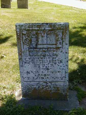 STURR, SUSAN L. - Preble County, Ohio | SUSAN L. STURR - Ohio Gravestone Photos