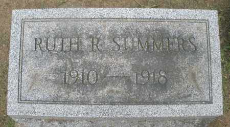 SUMMERS, RUTH R. - Preble County, Ohio | RUTH R. SUMMERS - Ohio Gravestone Photos