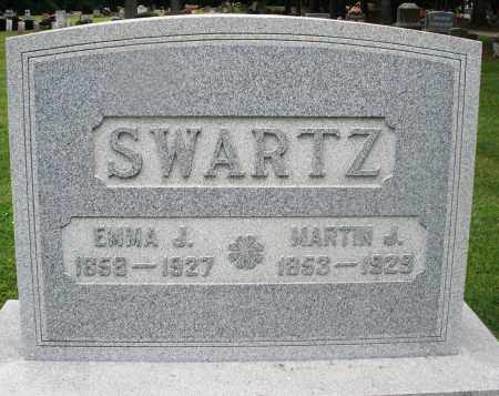 SWARTZ, EMMA J. - Preble County, Ohio | EMMA J. SWARTZ - Ohio Gravestone Photos