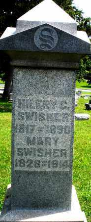 SWISHER, MARY - Preble County, Ohio | MARY SWISHER - Ohio Gravestone Photos