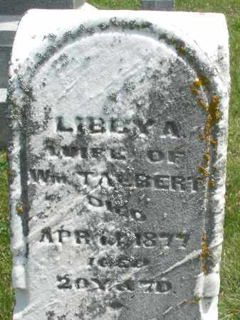 TALBERT, LIBBY A. - Preble County, Ohio | LIBBY A. TALBERT - Ohio Gravestone Photos