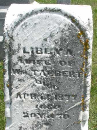 TALBERT, LIBBY A. - Preble County, Ohio | LIBBY A. TALBERT - Ohio Gravestone Photos