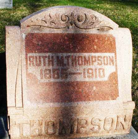 THOMPSON, RUTH M. - Preble County, Ohio | RUTH M. THOMPSON - Ohio Gravestone Photos