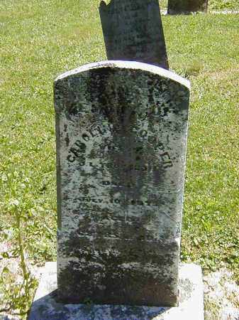 TROUSDAIL, CAROLINE COOPER - Preble County, Ohio | CAROLINE COOPER TROUSDAIL - Ohio Gravestone Photos