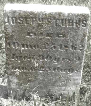 TUBBS, JOSEPH - Preble County, Ohio | JOSEPH TUBBS - Ohio Gravestone Photos