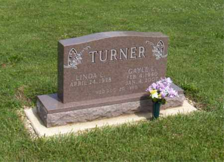 TURNER, GAYLE - Preble County, Ohio | GAYLE TURNER - Ohio Gravestone Photos