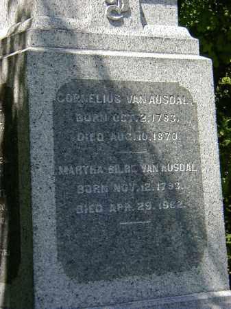 VAN AUSDAL, CORNELIUS - Preble County, Ohio | CORNELIUS VAN AUSDAL - Ohio Gravestone Photos