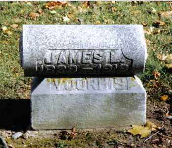 VOORHIS, JAMES L. - Preble County, Ohio | JAMES L. VOORHIS - Ohio Gravestone Photos
