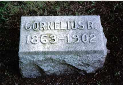 WAGGONER, CORNELIUS - Preble County, Ohio | CORNELIUS WAGGONER - Ohio Gravestone Photos