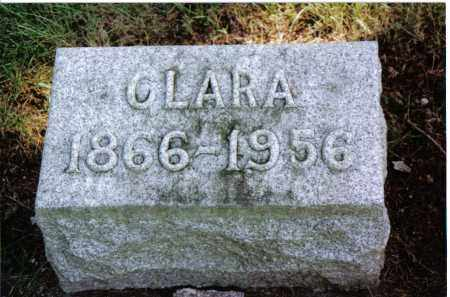 WAGGONER, CLARA - Preble County, Ohio | CLARA WAGGONER - Ohio Gravestone Photos