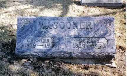 WAGGONER, DORA I. - Preble County, Ohio | DORA I. WAGGONER - Ohio Gravestone Photos