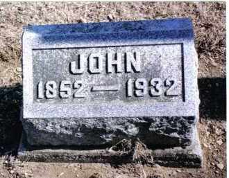 WAGNER, JOHN - Preble County, Ohio | JOHN WAGNER - Ohio Gravestone Photos
