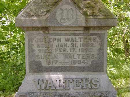 WALTERS, JOSEPH - Preble County, Ohio | JOSEPH WALTERS - Ohio Gravestone Photos