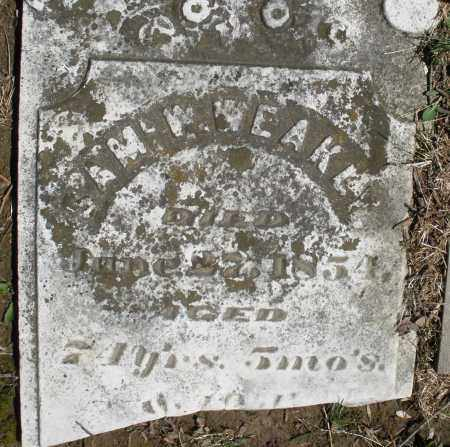WEAKLY, SAMUEL W. - Preble County, Ohio | SAMUEL W. WEAKLY - Ohio Gravestone Photos