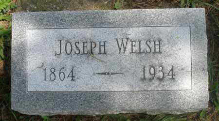 WELSH, JOSEPH - Preble County, Ohio | JOSEPH WELSH - Ohio Gravestone Photos