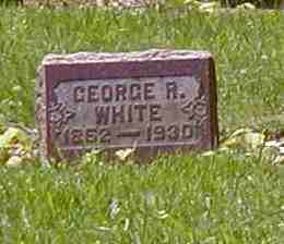 WHITE, GEORGE R. - Preble County, Ohio | GEORGE R. WHITE - Ohio Gravestone Photos