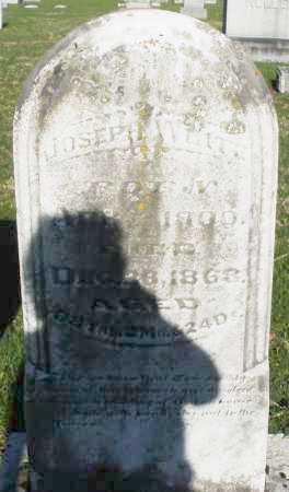 WHITE, JOSEPH - Preble County, Ohio | JOSEPH WHITE - Ohio Gravestone Photos