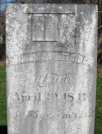 WHITRIDGE, JOHN DR. - Preble County, Ohio | JOHN DR. WHITRIDGE - Ohio Gravestone Photos